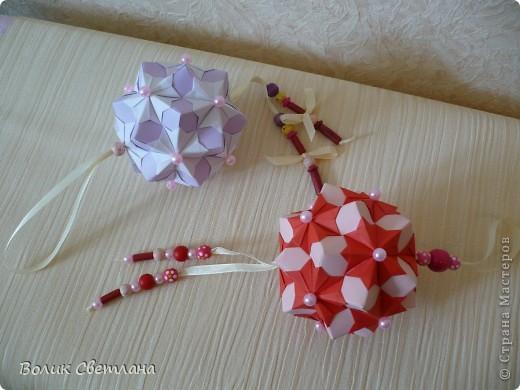 У Томоко Фусе этот глоб называется Хризантема)))) фото 4