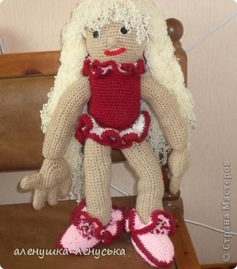 Маруся - по мотивам кукол от Нелли Больгерт
