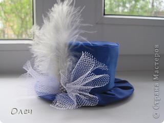 Безумный шляпник (всем любительницам шляпок посвящается