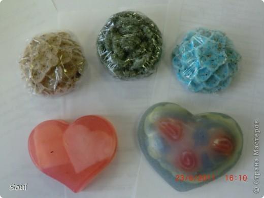 Давно хотела попробовать сделать камни Вот они мои первые... фото 4