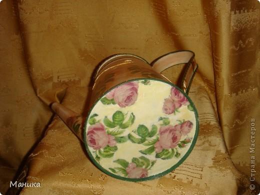 """Решила на день рождения подруге сделать небольшой подарок. Она просила сделать вазочку в этой цветовой гамме. Но что такое одна вазочка? Как говорится """"наши руки не для скуки"""". Решила сделать вот такой наборчик. фото 5"""