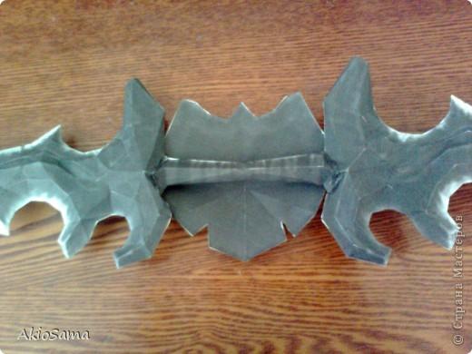 Papercraft - Illidan Warglaive фото 3
