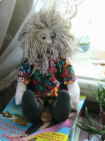 Домовенок, первая моя кукла