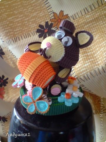 Медвежка - сладкоежка фото 2