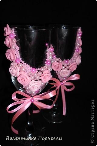 Наконец-то нашла розовые бусины 3-х оттенков!!!Спасибо Веруне Кравченко!))) фото 1