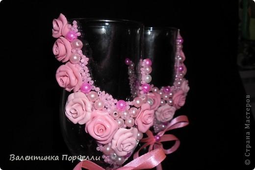 Наконец-то нашла розовые бусины 3-х оттенков!!!Спасибо Веруне Кравченко!))) фото 3