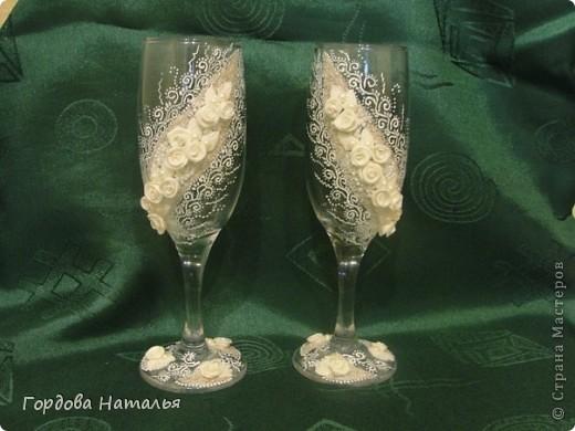 Скоро и эти мои скромные шедевры украсят свадебный стол!!! фото 2