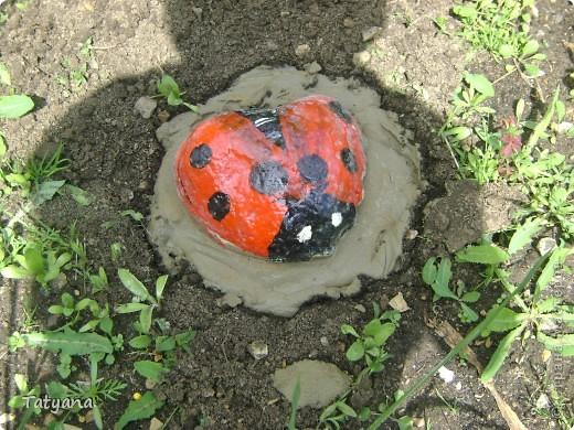 Бабочка на клумбу в детский садик. фото 3