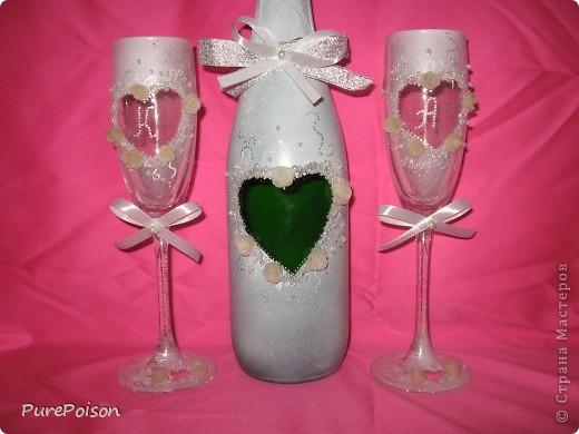 Этот набор я сделала на годовщину свадьбы подружке. фото 1
