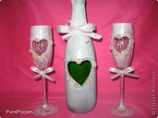 Этот набор я сделала на годовщину свадьбы подружке. фото 2
