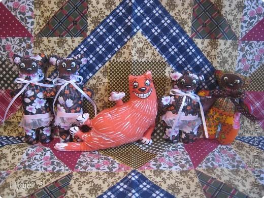 Зайки и мишутки  фото 14