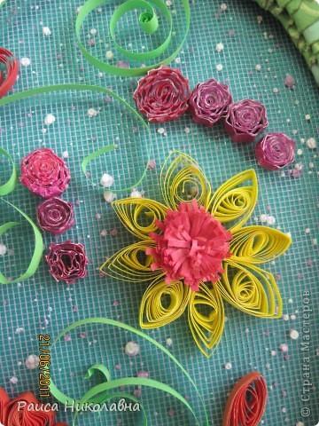 Цветочный коллаж. фото 3