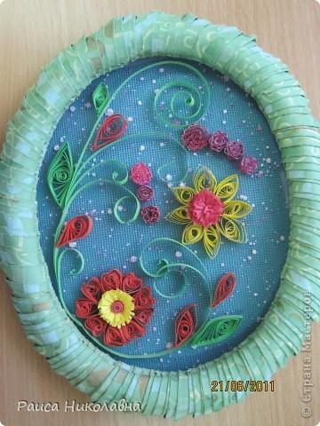 Цветочный коллаж. фото 1
