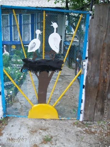 поделки для двора фото 1