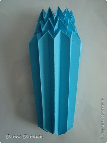 По просьбам жителей СМ размещаю МК по изготовлению вазочек.  фото 12