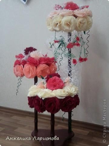 Розы на выпускном вечере фото 2