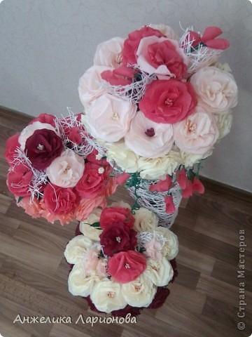 Розы на выпускном вечере фото 3