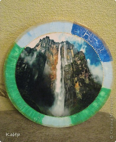 На фото венесуэльский водопад Анхель. фото 1