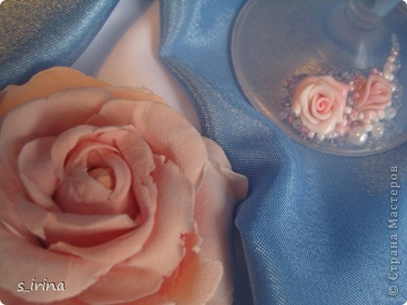 Пришла подружка и увидела на моей же баночке фото орхидеи, так и родилась идея. фото 20