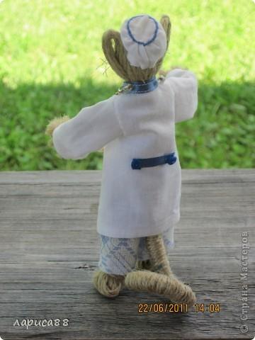 Такая получилась овечка. фото 8