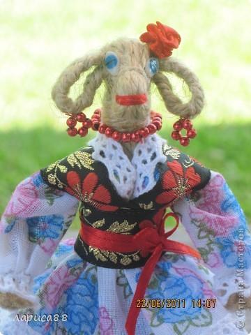 Такая получилась овечка. фото 2