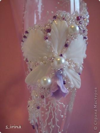 Пришла подружка и увидела на моей же баночке фото орхидеи, так и родилась идея. фото 2