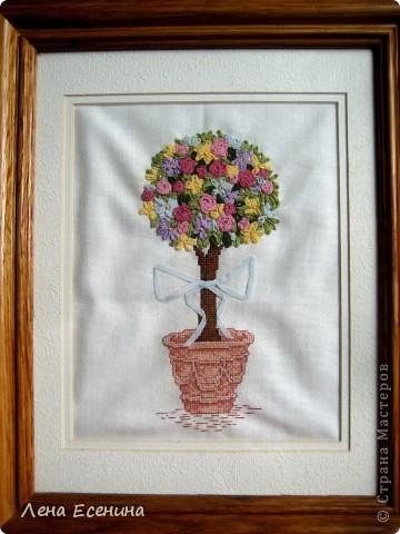 Цветочное дерево! фото 2