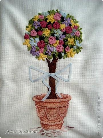 Цветочное дерево! фото 3