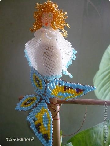 Ангел и бабочка фото 1