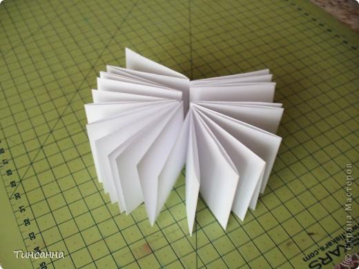 Посмотрела МК Анки Партизанки http://stranamasterov.ru/node/145357?tid=451 и попробовала сделать по нему блокнотики. Блокнот с розами сделан как в МК, а блокнот со стрекозой имеет на 10листов больше. Ниже расскажу как его сделала. фото 11