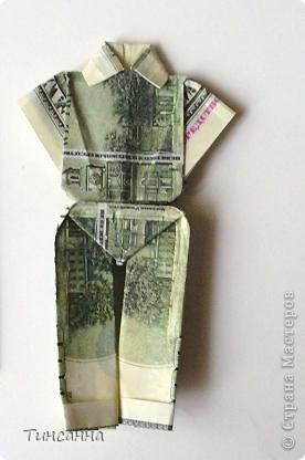 Манигами (Moneygami от анг. money- деньги) - это разновидность оригами, в котором модели выполняются из денежных купюр.  Разные бабочки. фото 8