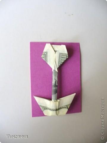 Манигами (Moneygami от анг. money- деньги) - это разновидность оригами, в котором модели выполняются из денежных купюр.  Разные бабочки. фото 3