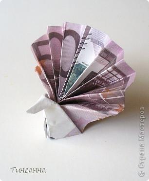 Манигами (Moneygami от анг. money- деньги) - это разновидность оригами, в котором модели выполняются из денежных купюр.  Разные бабочки. фото 7