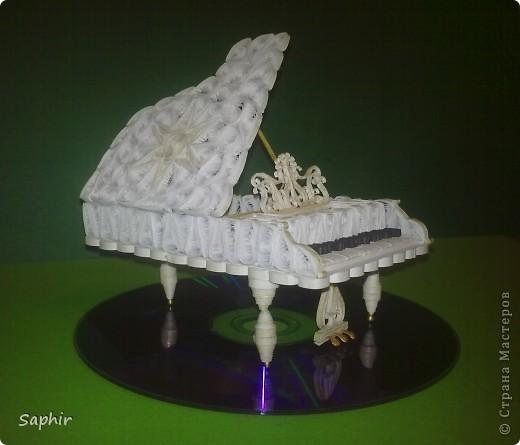 Давно уже, глядя на рояли в Стране, собиралась сделать свой. Вот что у меня получилось     фото 10