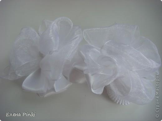 Вот таких бантиков я нашила для дочурки!!!Спасибо большое за МК который я нашла здесь http://stranamasterov.ru/node/68137?c=favorite фото 11