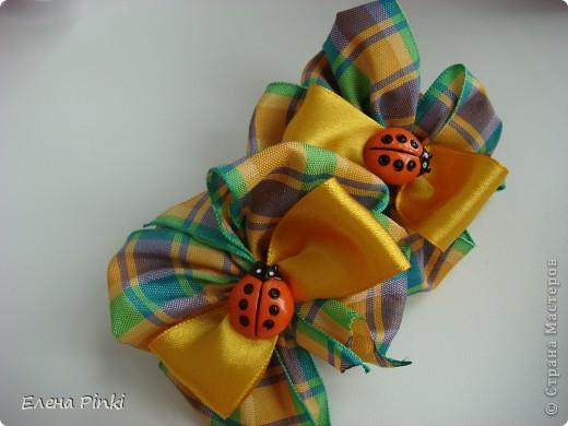 Вот таких бантиков я нашила для дочурки!!!Спасибо большое за МК который я нашла здесь http://stranamasterov.ru/node/68137?c=favorite фото 16