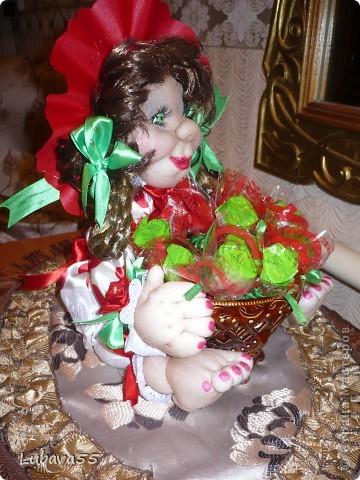 Куклы- конфетницы фото 2