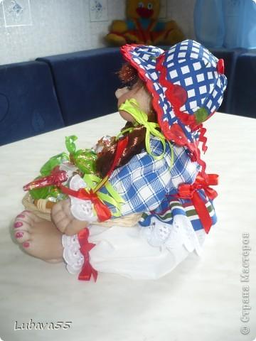 Куклы- конфетницы фото 5