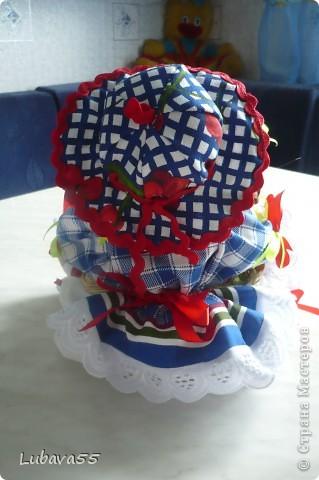 Куклы- конфетницы фото 7