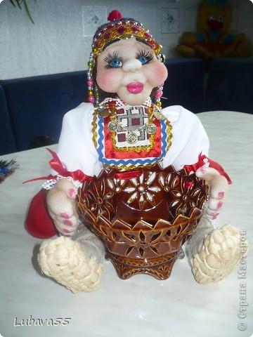 Куклы- конфетницы фото 8