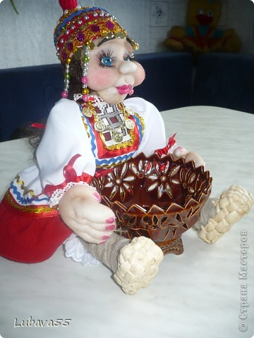 Куклы- конфетницы фото 9