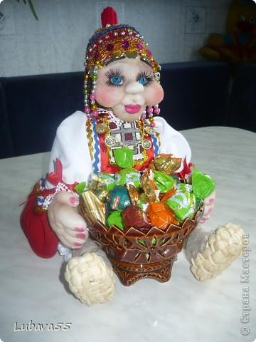 Куклы- конфетницы фото 10