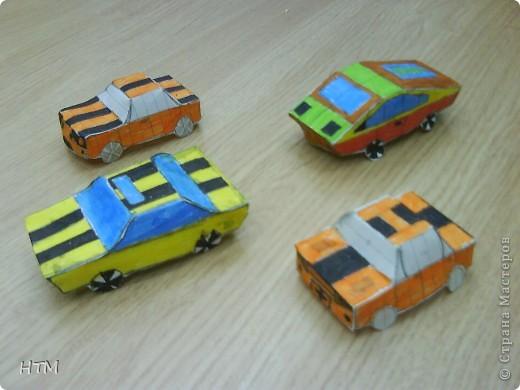 Эти поделки ребята нашего кружка сделали в этом учебном году.  Чертежи  моделей они строили самостоятельно. фото 7