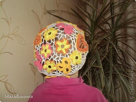 Вот они наши шапочки на все случаи жизни и под гардероб. фото 12