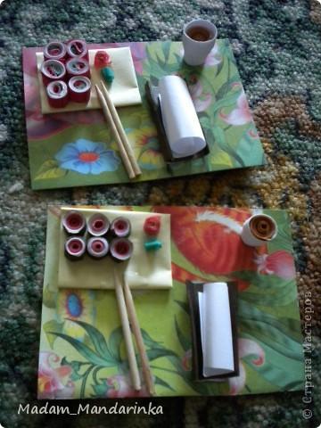 приглашаем Вас отведать японскую кухню))) у нас уже накрыто 4 столика, но так же принимаются заказы) фото 4