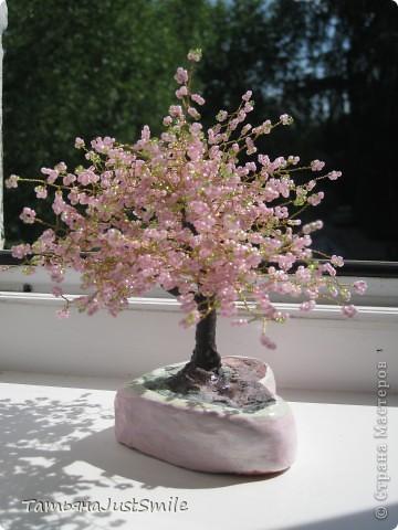 """Сакура """"Моей любимой бабушке в подарок на день Рождения!"""" фото 3"""