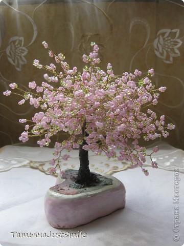 """Сакура """"Моей любимой бабушке в подарок на день Рождения!"""" фото 2"""