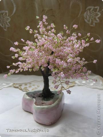 """Сакура """"Моей любимой бабушке в подарок на день Рождения!"""" фото 1"""
