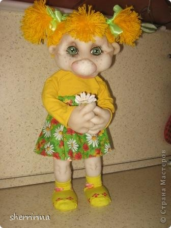 Кукла Таня ( рост 55 см. ) фото 1