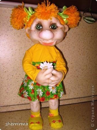 Кукла Таня ( рост 55 см. ) фото 2